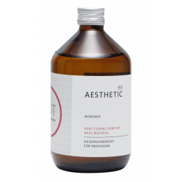 Aesthetic Red liquide 500 ml