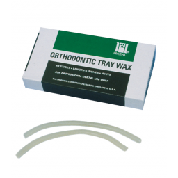 Orthodontic wax strips 48 (48)