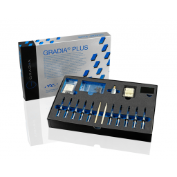 Gradia Plus Paint Set