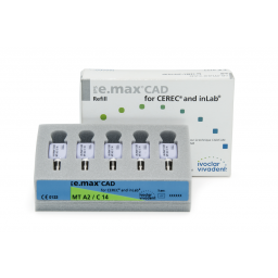 IPS e.max CAD CEREC/inLab MT A1 C14 (5)