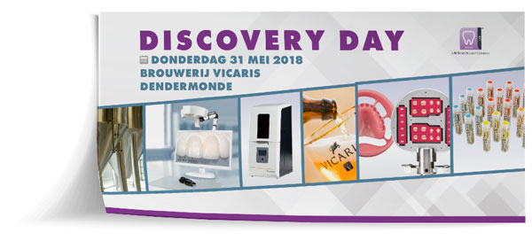 uitnodiging discovery day